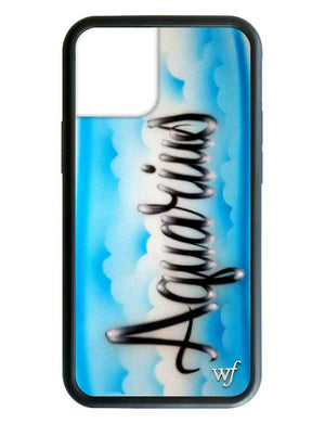 Aquarius iPhone 12 mini Case