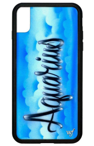 Aquarius iPhone Xs Max Case