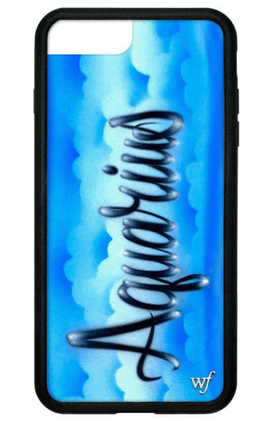 Aquarius iPhone 6+/7+/8+ Plus Case