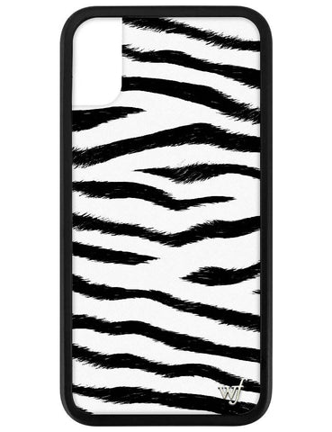Zebra iPhone X Case