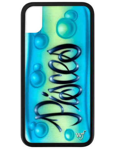 Pisces iPhone Xr Case