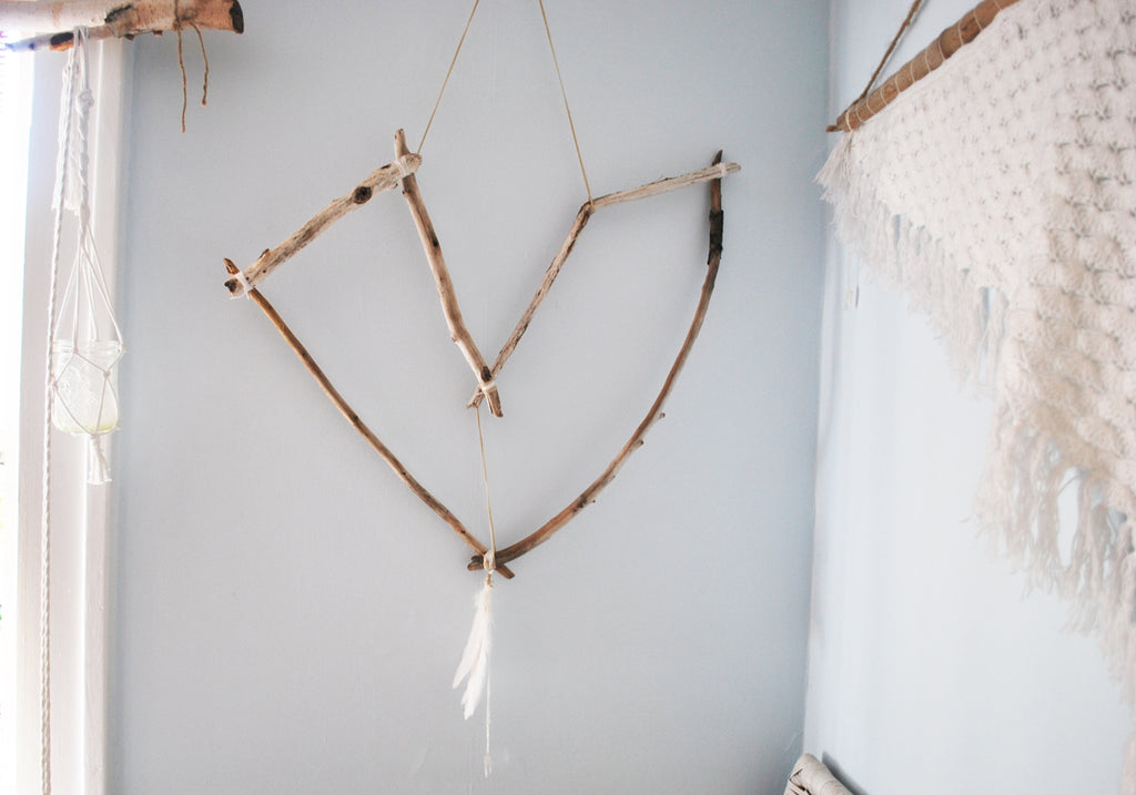 Driftwood Crystal Heart, Sun Moon Nation, Shannon Ross, Vancouver