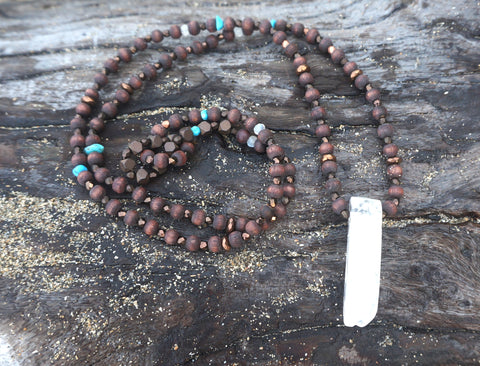 Earth Moon Mala