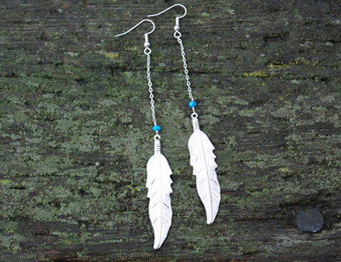 Ocean Spirit Earrings, Gypsy Long