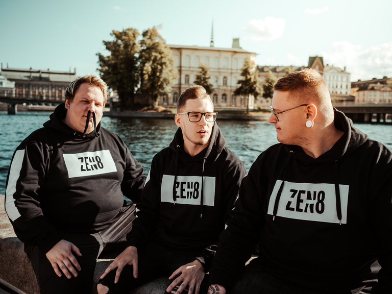 ZEN8 Limited Edition Hoodie - The Legend