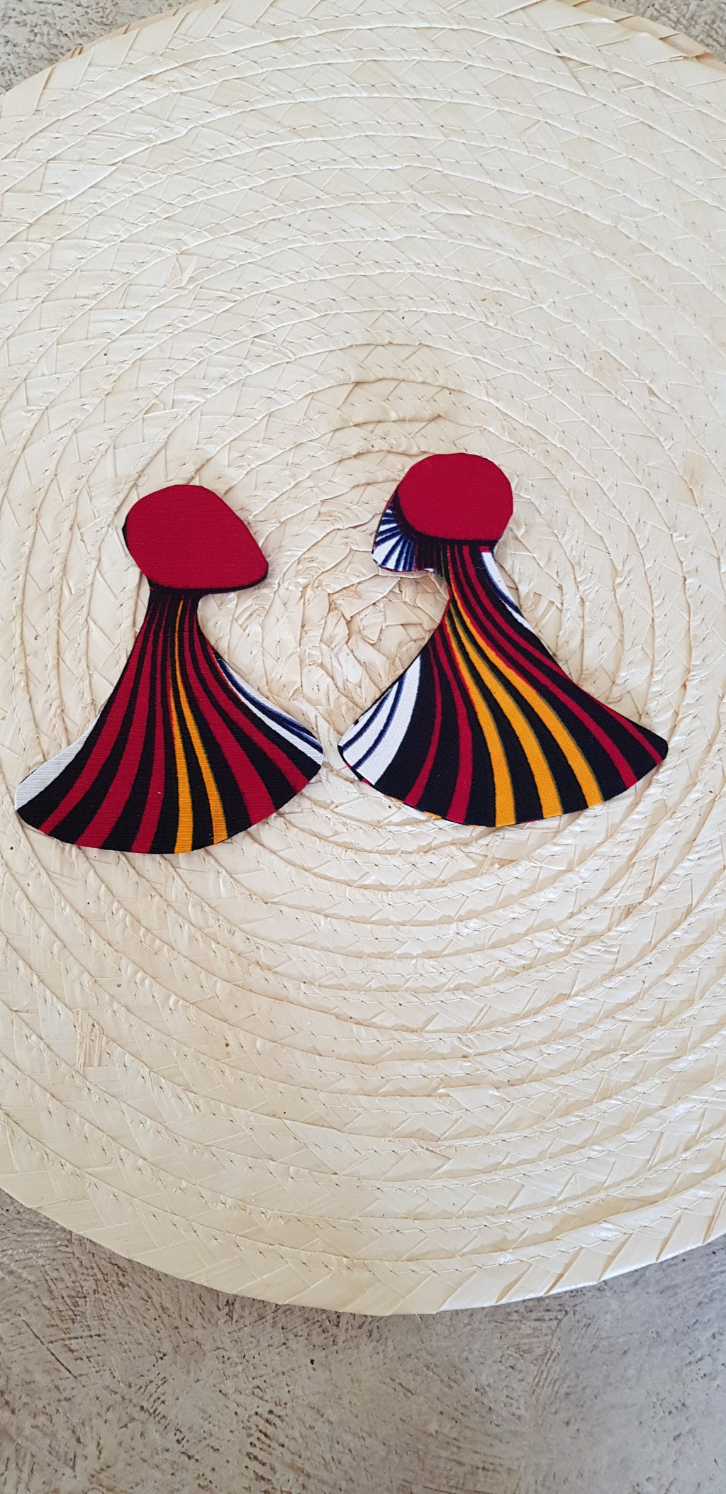 Nzola swing earrings