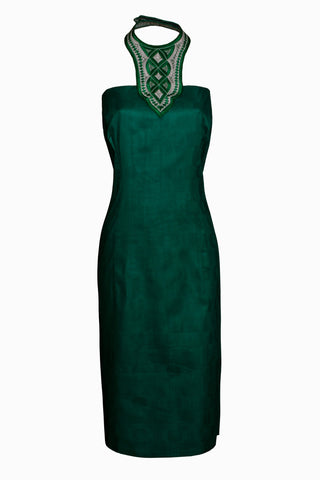 Nubian dress - Green
