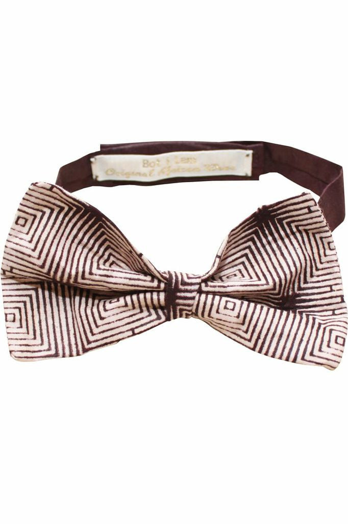 Bow tie - Sandy. African print bow tie