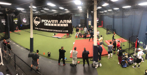 Power Arm Ramsey Baseball Facility