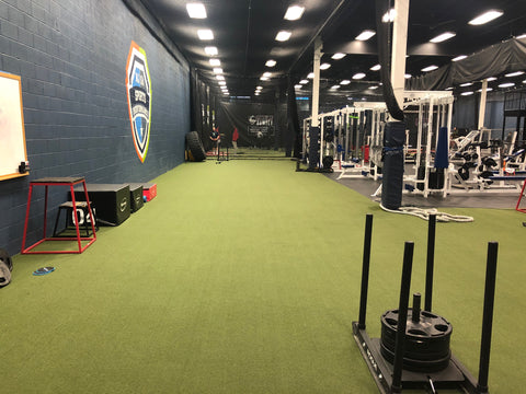 Power Arm Ramsey Baseball and Softball Facility Speed Track