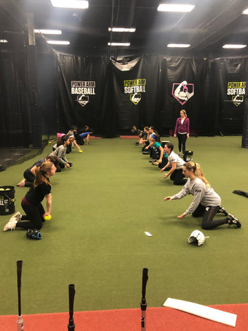 Power Arm Ramsey Team Baseball and Softball Training