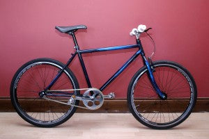 SINGLE SPEED, fixed gear