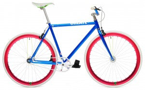 Blue Create original fixie