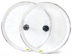 espresso wheels white