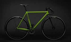 mango fixed gear bike