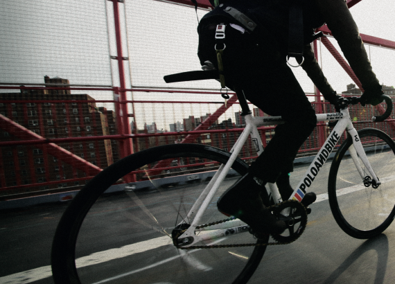 williamsburg track bike by polo and bike