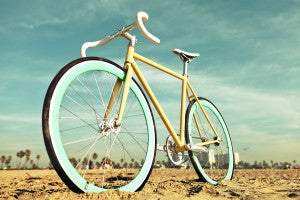 Bel Aire fixed gear bike