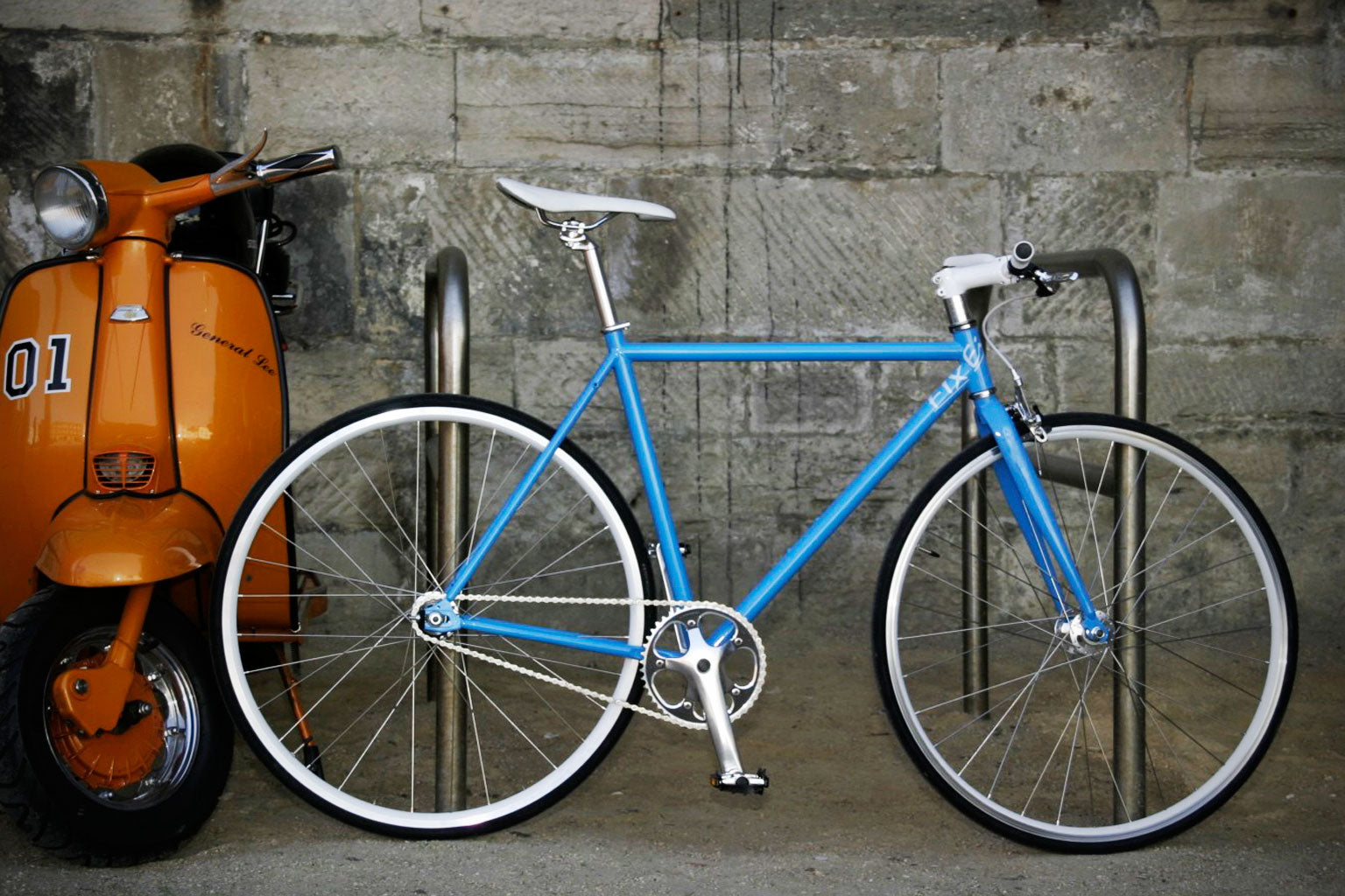 Fixed Gear and Single Speed bike