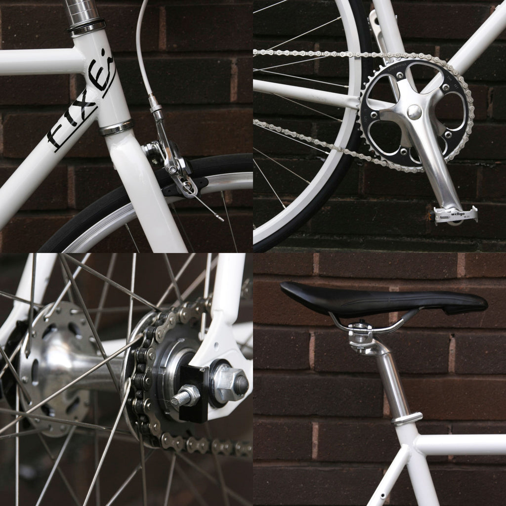 fixed gear, flip-flop hub, fixei