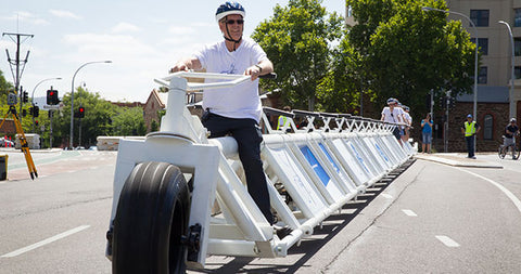 worlds longest bicycle