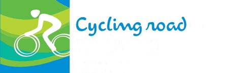 cycling road  logo rio 2016 olympics