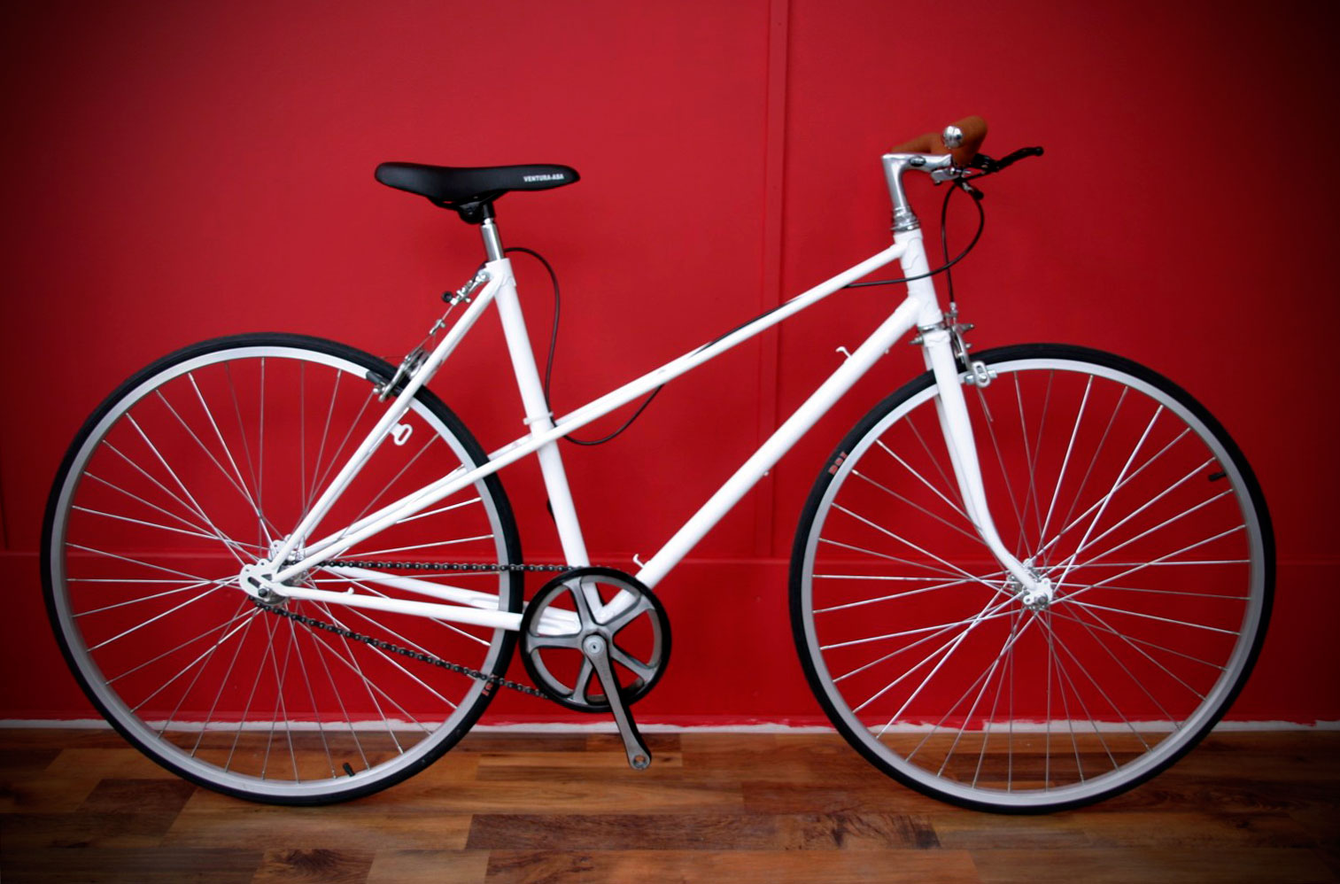 Ladies single speed racer