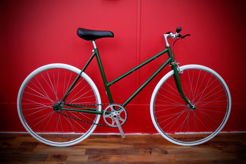 Single Speed Ladies bike