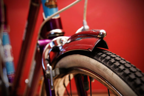 raleigh campus front fender