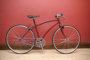 single speed Holdsworth cruiser