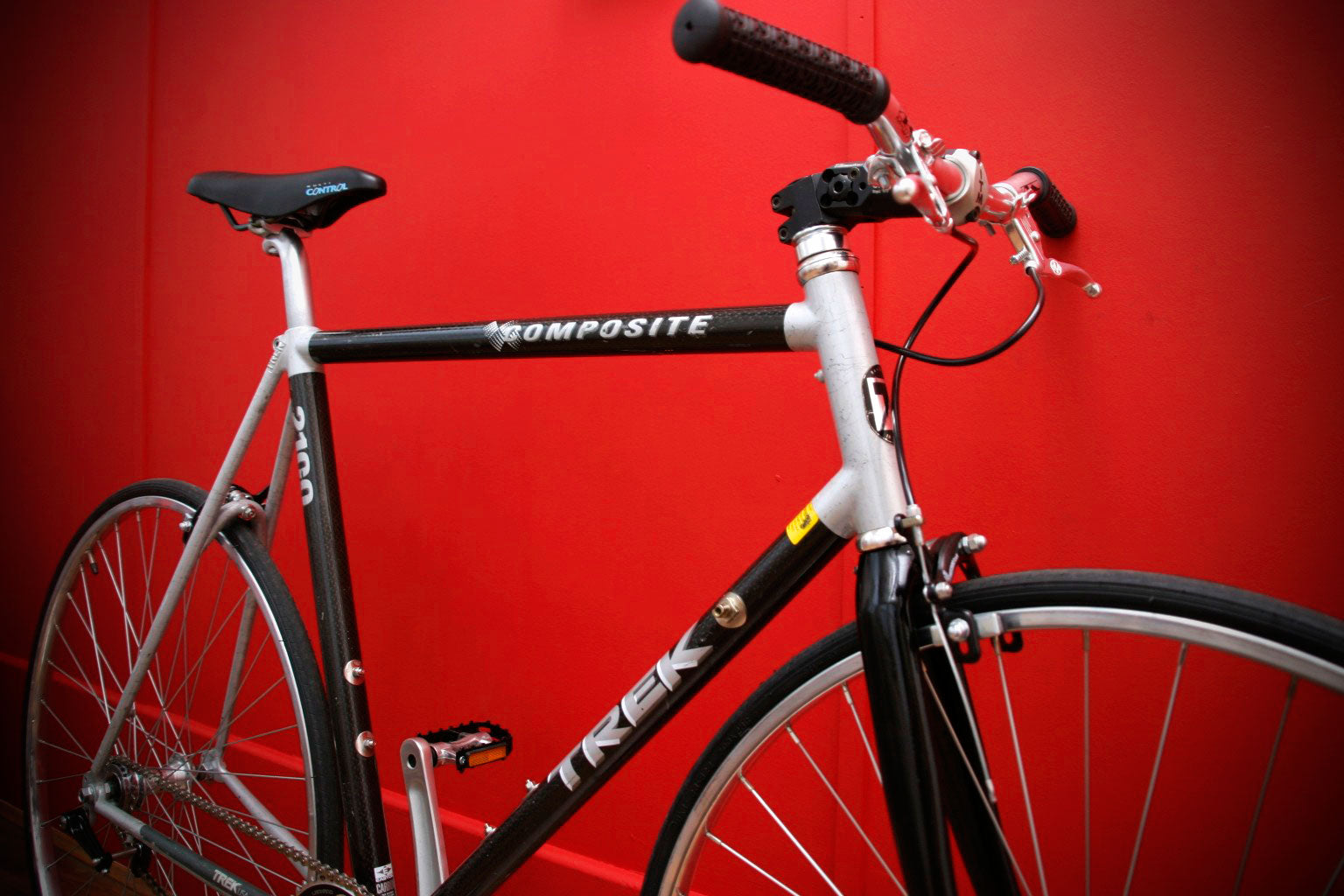 Trek carbon bike