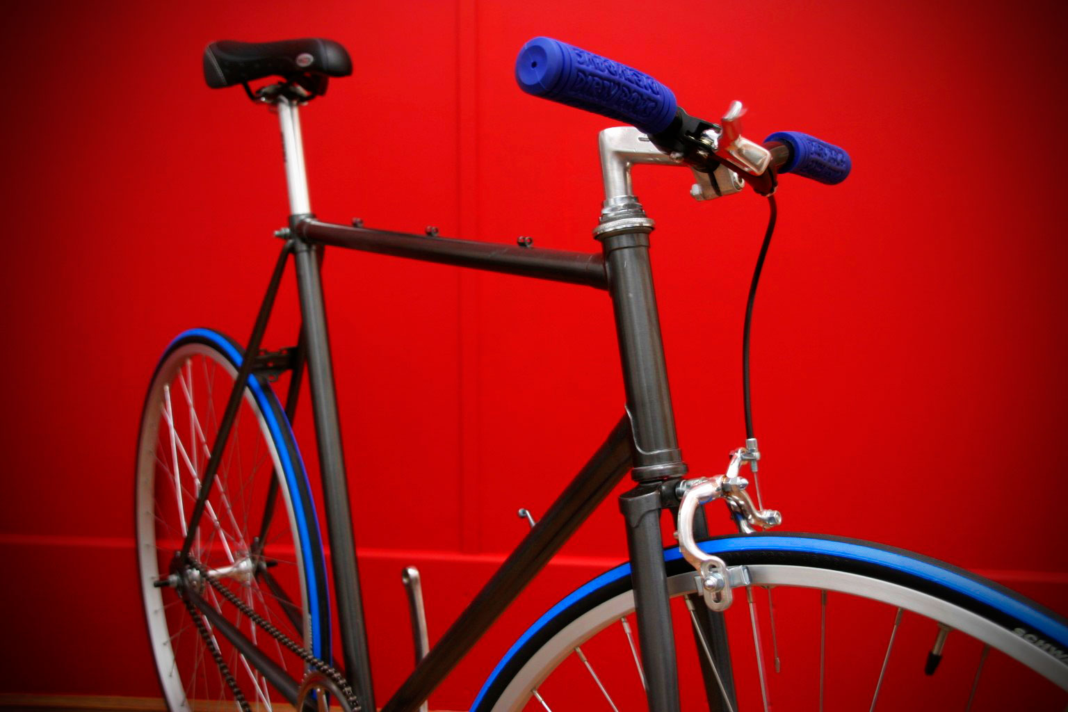 single speed raleigh