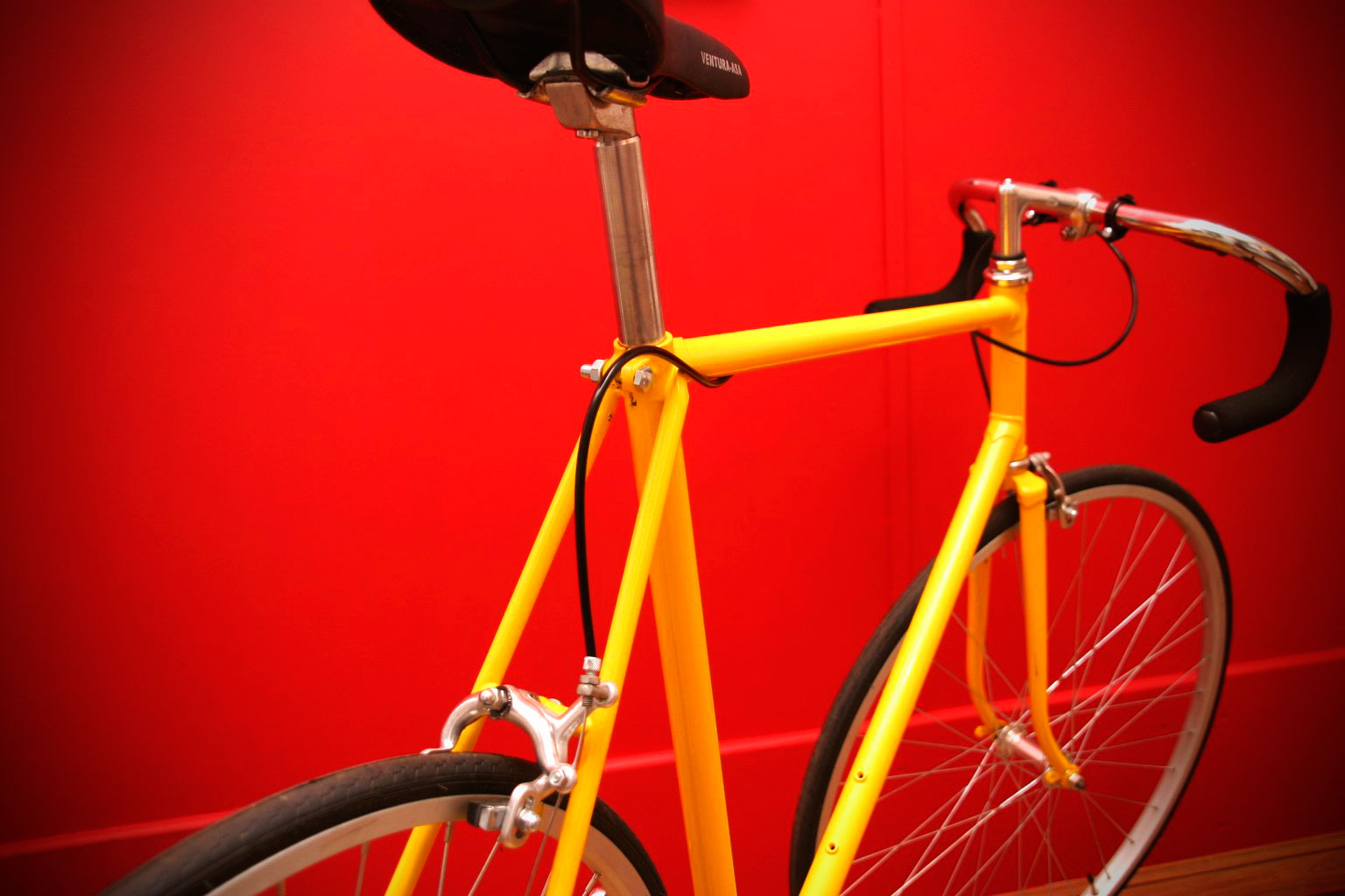 yellow raleigh conversion