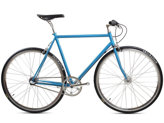 Geared City Bikes - Classic Commuter-Horizon Blue