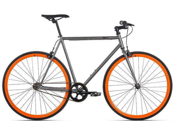 Single Speed & Fixed Gear Bikes - Barcelona