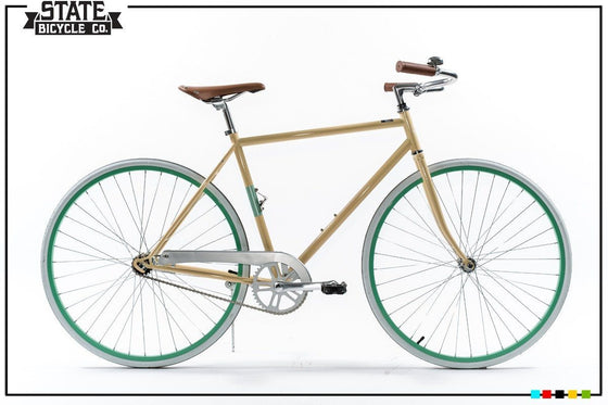 Single Speed & Fixed Gear Bikes - Shoreline