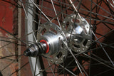Fixed gear wheel set