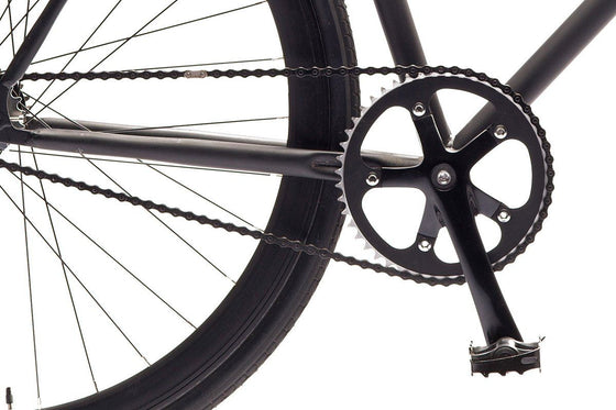 Single Speed & Fixed Gear Bikes - Foffa Single Speed - Black