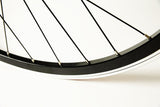 Black wheel set fixed gear bikes