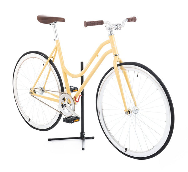 Ladies fixed gear bike