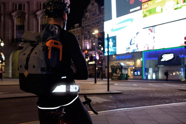 Hiplok Superbright reflective lock