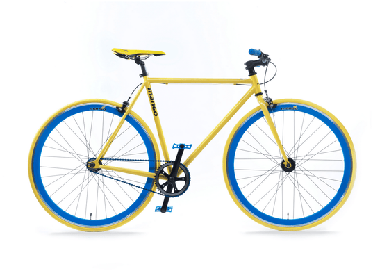 Single Speed & Fixed Gear Bikes - Sunny - Mango Bikes