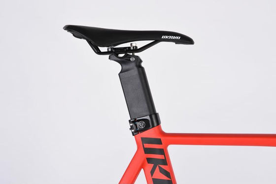 Single Speed & Fixed Gear Bikes - Singularity Limited Red