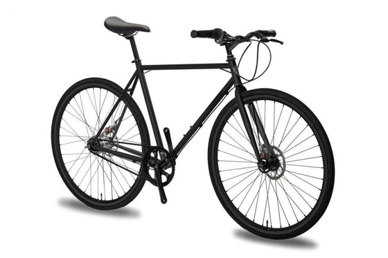 Geared City Bikes - Foffa Urban-Premium