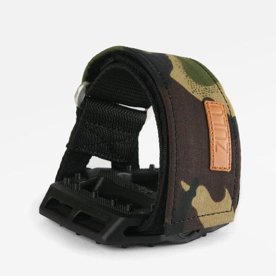 Bicycle Accessories - Camo Foot Straps