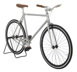 Wembley grey fixed gear bike