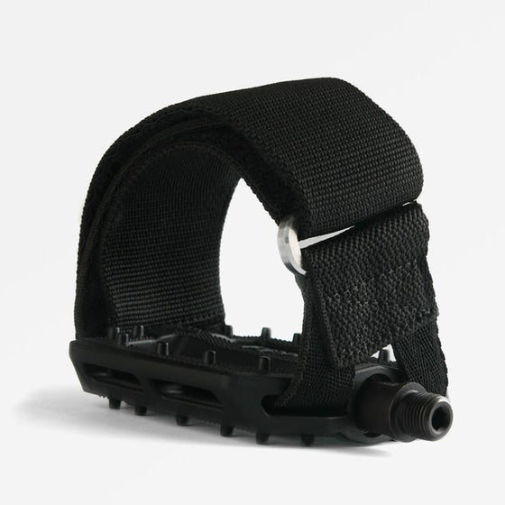 Bicycle Accessories - Black Foot Straps