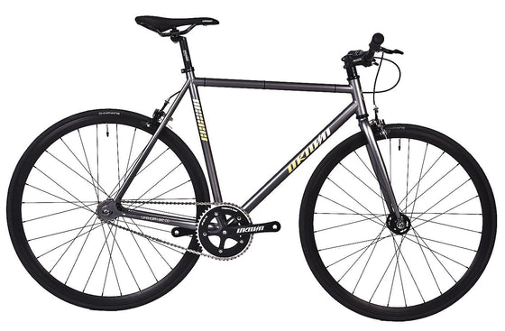 Single Speed & Fixed Gear Bikes - SC-1 Gray