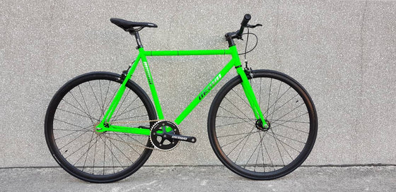 Single Speed & Fixed Gear Bikes - SC-1 Green