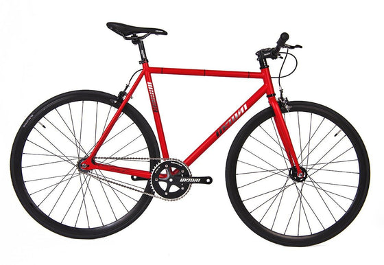 Single Speed & Fixed Gear Bikes - SC-1 Red