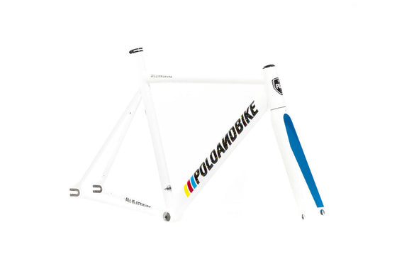 Frame - Williamsburg Frameset White